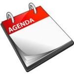 Agenda for Next Meeting