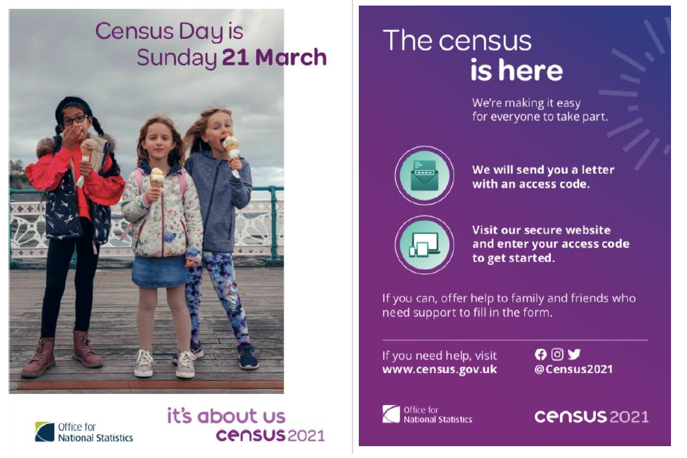 Census 21 March 2021